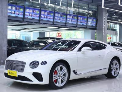 2020年3月 宾利 欧陆  6.0T GT W12图片
