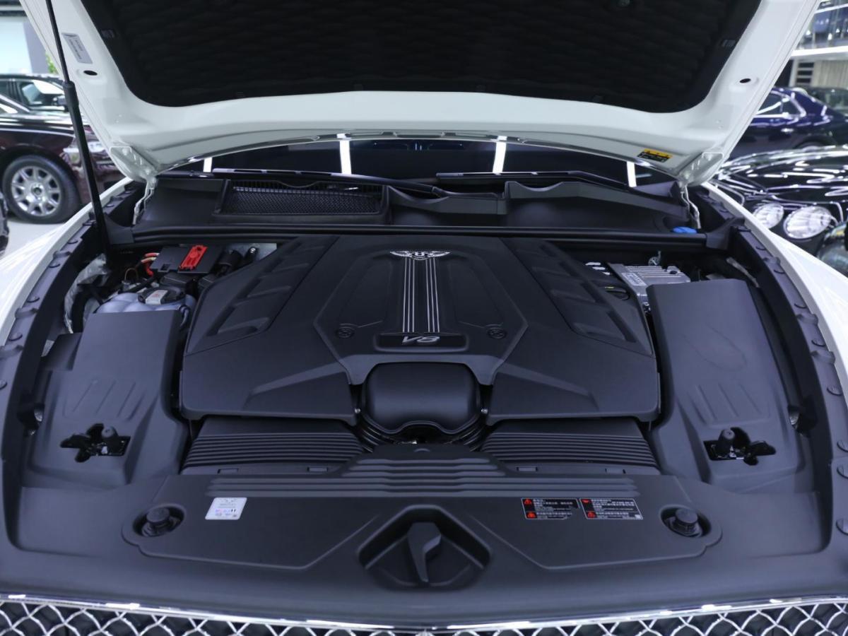 宾利 添越  2021款 4.0T V8图片