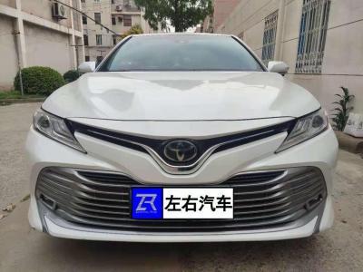 2021年6月 丰田 凯美瑞 2.0G 豪华版图片