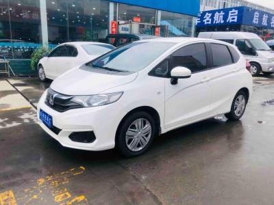 本田 飞度  2018款 1.5L CVT舒适版