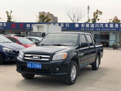 2017年3月 江铃 宝典 2.8T新超值柴油两驱标货基本型JX493ZLQ4G图片