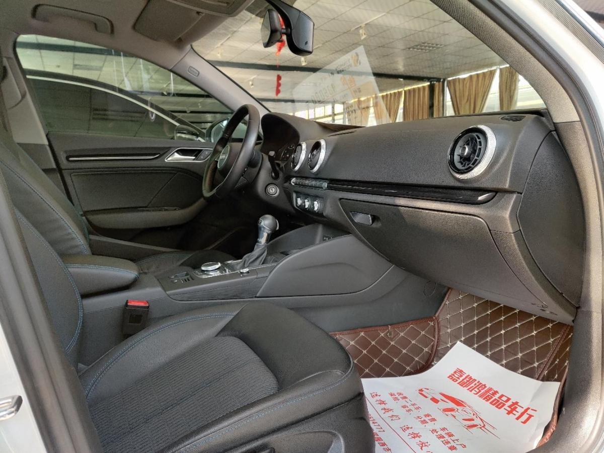 奥迪 奥迪A3  2019款 Limousine 35 TFSI 时尚型 国V图片