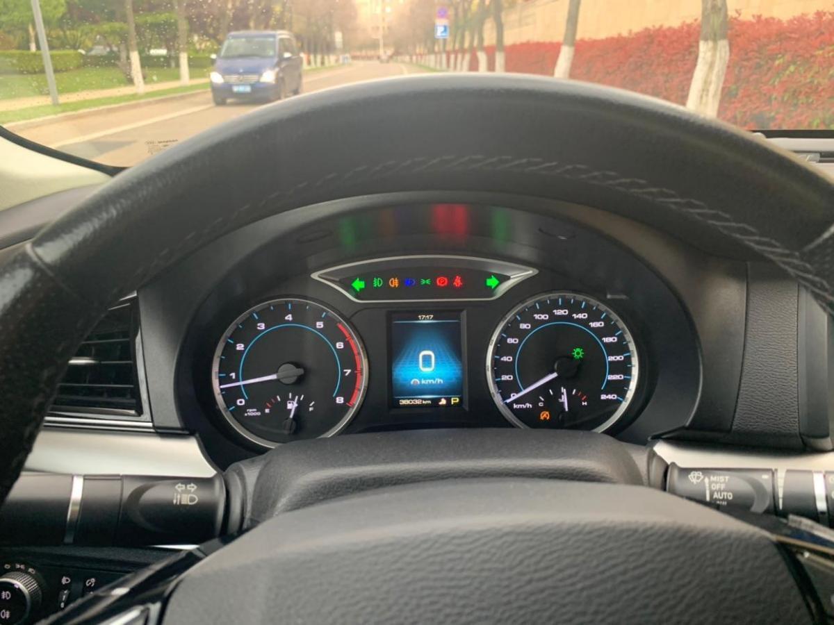 哈弗 H7  2016款 蓝标H7 2.0T 自动豪华型图片