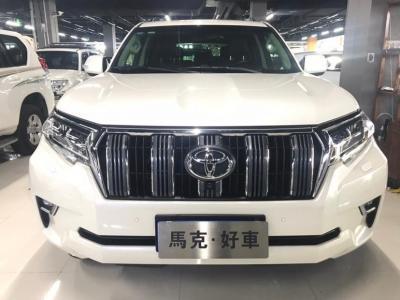丰田 普拉多  2018款 3.5L 自动VX NAVI图片