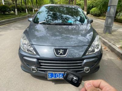2012年8月 标致 307 三厢 1.6L 手动舒适版图片