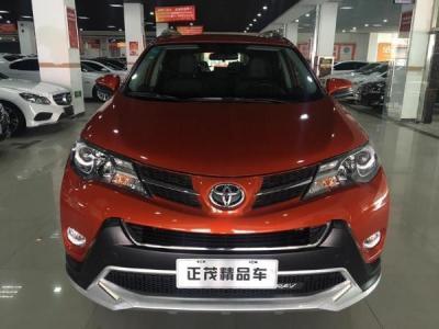 丰田 RAV4  荣放 2.0L CVT两驱风尚版