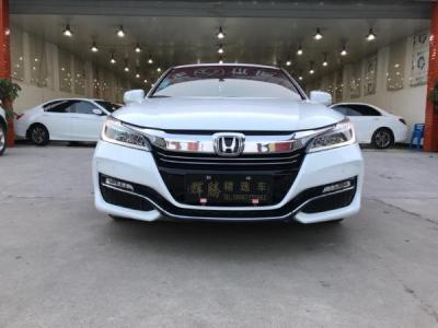 本田 雅阁  2.4L CVT智尊版图片