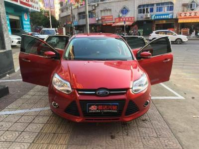 福特 福克斯  三厢1.6L DCT舒适型图片