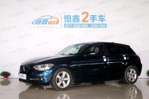 二手宝马(进口)宝马1系2013款 118i 1.6T 运动型