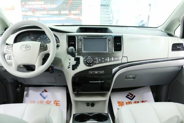 丰田 塞纳 2014款 塞纳3.5L LE 两驱版图片