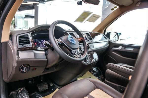大众 凯路威  2.0 TSI 四驱舒适版图片