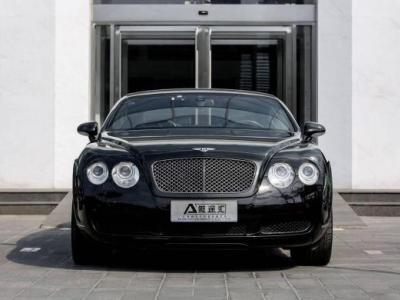 2007年4月 宾利 欧陆 GT 6.0T图片