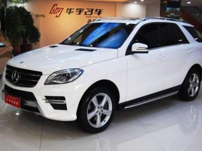 奔驰 M级  ML320 3.0T 4MATIC图片