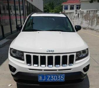 2014年7月Jeep指南者2.4L 四驱豪华版图片