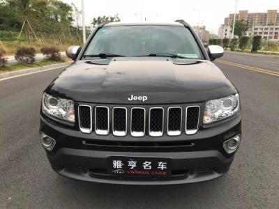 2013年1月 Jeep 指南者(进口) 2.4L 四驱运动版图片
