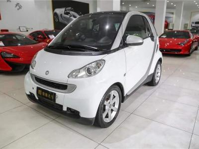 Smart Fortwo  Coupe 1.0 MHD Style版图片