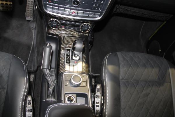 奔驰 G级  G500 4.0T 4MATIC 卓越版图片