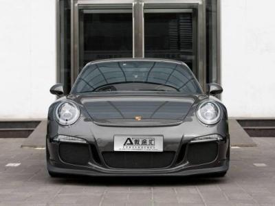 2015年6月 保時捷 911 GT3 3.8L 3.8L圖片