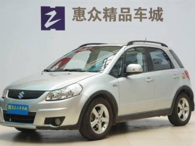 2011年4月 铃木 SX4 改款 1.6L自动运动型图片