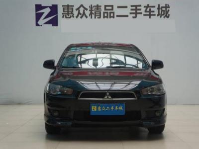 2011年1月 三菱 翼神 1.8L CVT致尚版豪华型图片