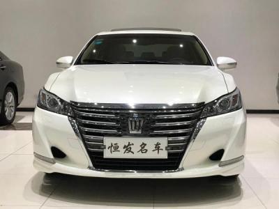 2016年1月丰田皇冠2.0T 豪华版图片