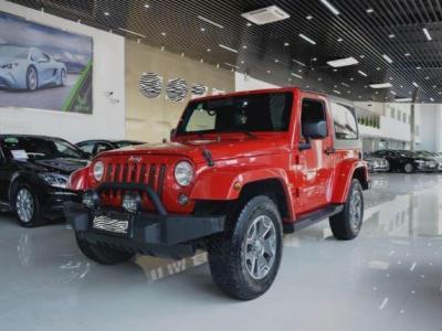 Jeep 牧马人  3.6 龙腾典藏版