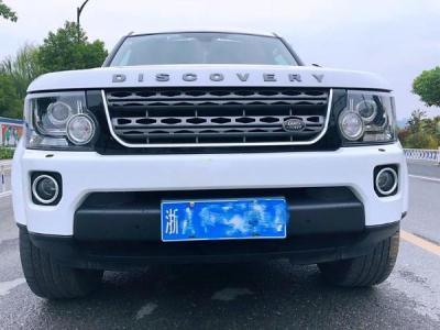 2015年9月 路虎 发现 3.0T V6 SC SE汽油版图片
