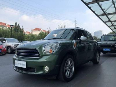 2015年4月 MINI Countryman 1.6L Fun图片