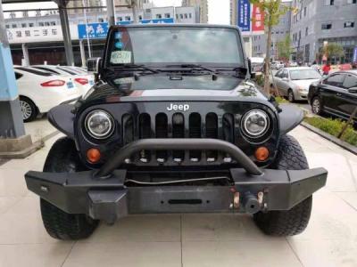 2010年1月 Jeep 牧马人 3.8L 自动档 两门图片
