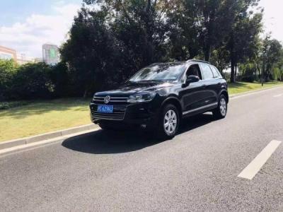 2011年8月 大众 途锐 3.0T 标配型 汽油版图片