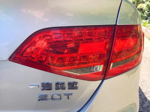 奥迪 奥迪A4  A4 2.0T个性风格版图片