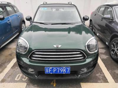 MINI Countryman  1.5T 兩驅探險家