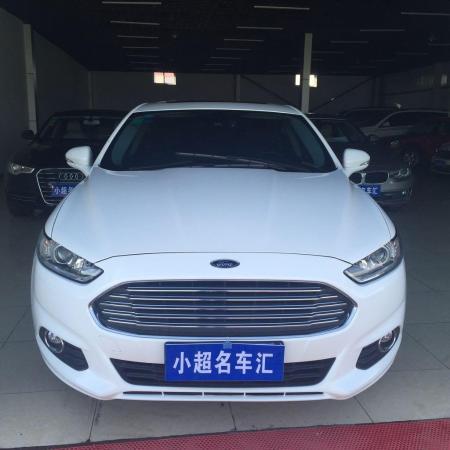 【唐山】2014年4月 福特 致胜 2.3 豪华型 白色 自动档