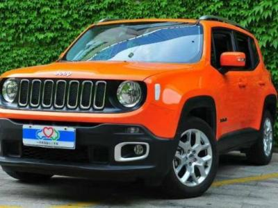 Jeep 自由侠  1.4T 劲能版+图片