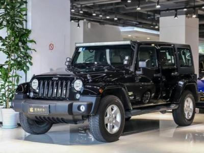 2015年1月 Jeep 牧馬人 3.0L 四門圖片