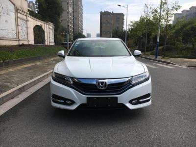 2017年4月 本田 思铂睿 2.0L E-CVT锐混动净驰版图片