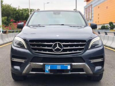 奔馳 M級  ML350 3.5L 4MATIC 豪華型圖片