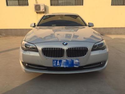 2010年9月 寶馬 寶馬5系  528Li 3.0L 豪華型圖片