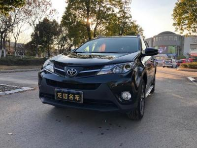 丰田 RAV4  2.0L CVT风尚版