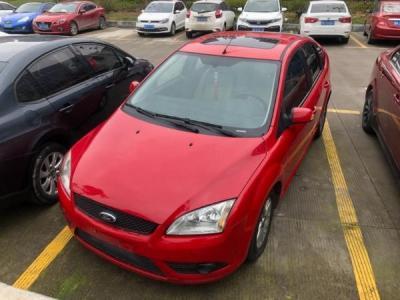 2008年1月 福特 福克斯 两厢1.8L 时尚型图片