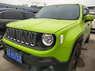 Jeep 自由俠  2017款 180T DCT動能版+圖片