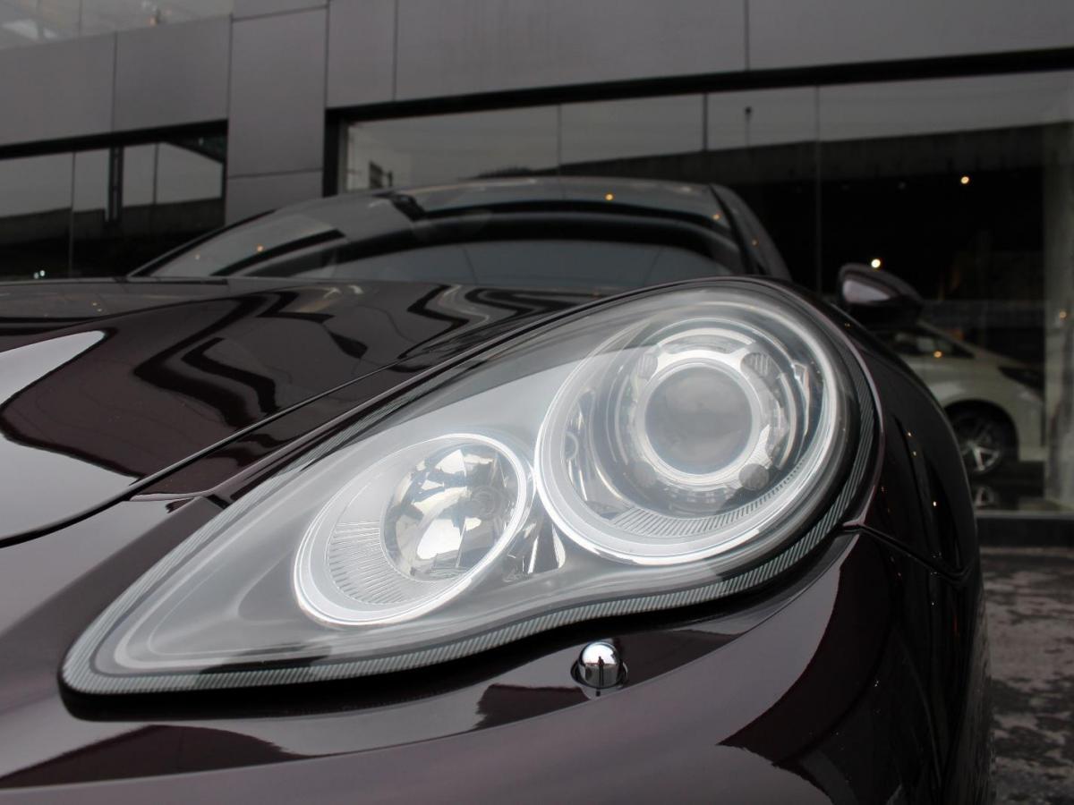 保时捷 帕纳美拉  2010款 Turbo 4.8T图片