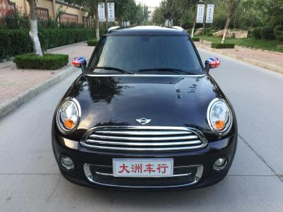 MINI COUPE  2013款 1.6L