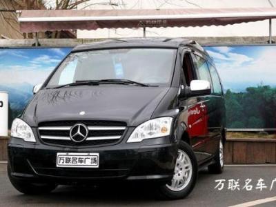 奔驰 威霆 2013款3.0 商务版图片