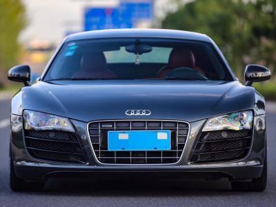 2013年11月 奥迪 奥迪R8 R8 Coupe 5.2 FSI 中国专享型图片