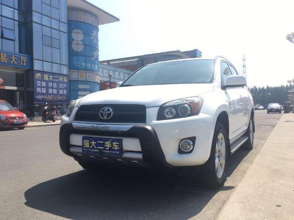 丰田 RAV4  2.0 两驱都市版