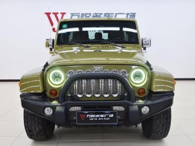 2013年5月 Jeep 牧马人 3.6L 四门图片