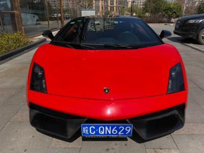 2011年1月 兰博基尼 盖拉多 LP560-4 Bicolore 5.2图片