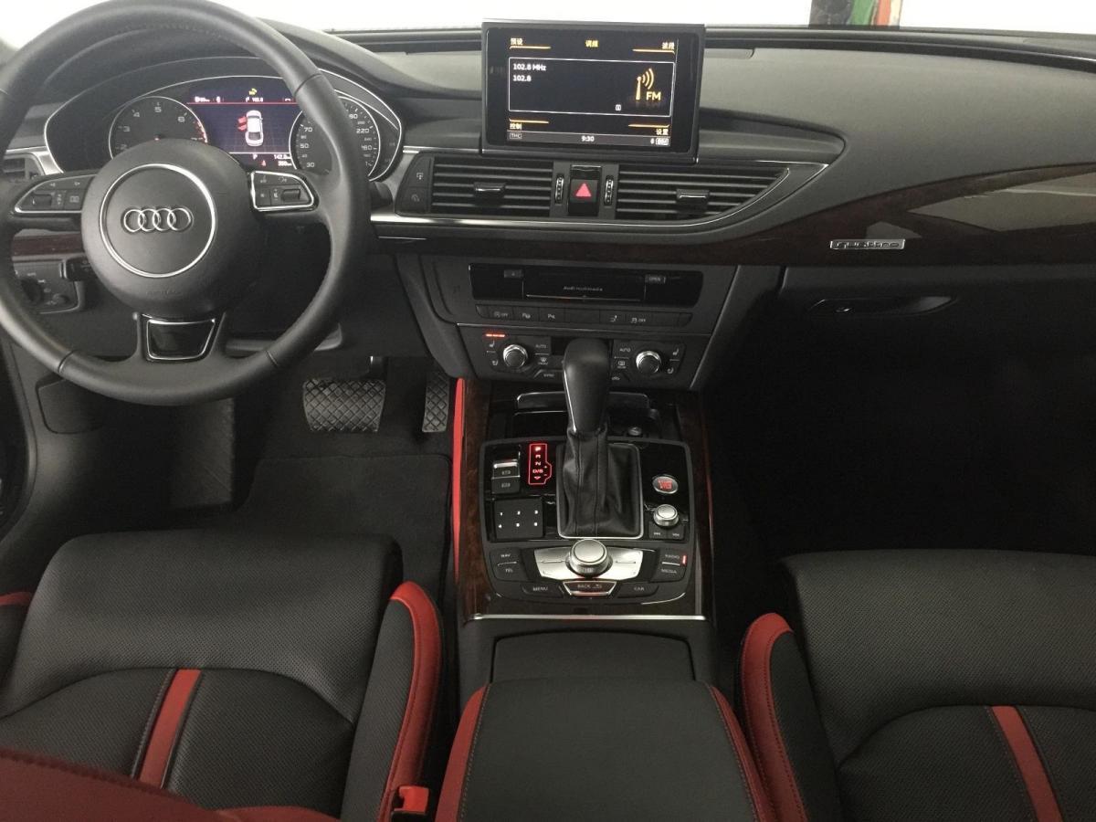 奥迪 奥迪A7  2018款 A7 50TFSI quattro 动感型图片