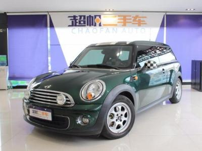 MINI Clubman One 1.6图片